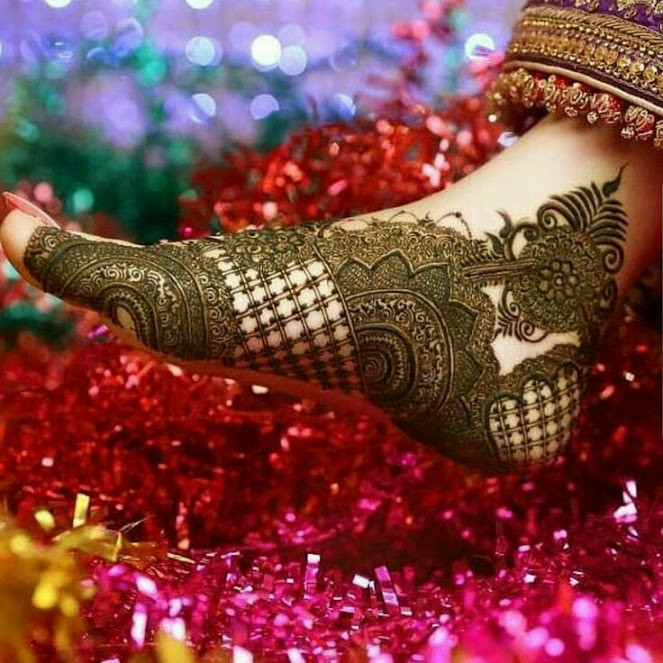 Easy eid Mehndi Design ideas 2018