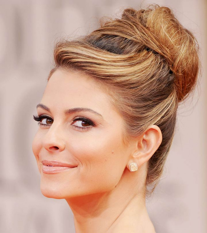 Classic Updo Hairstyles for Women Over 60s