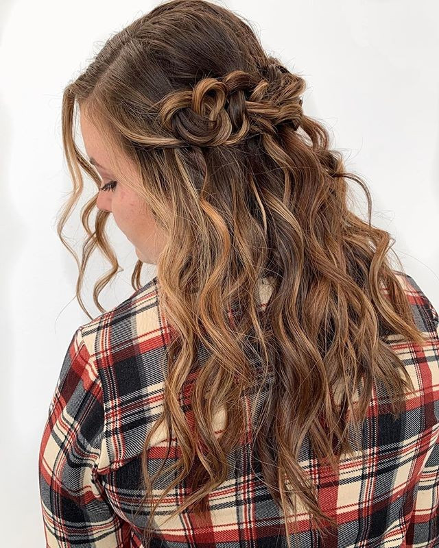 Long Pony Tail braided hairstyles