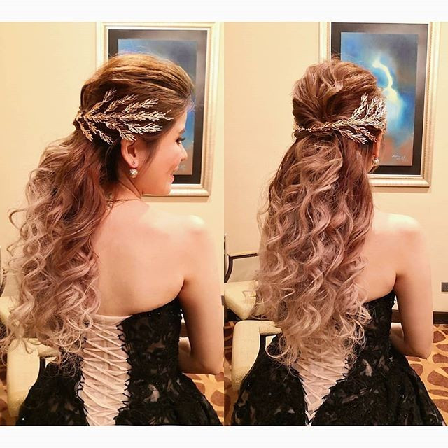 Bridal women hairstyles