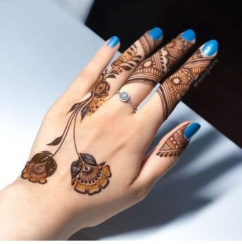 Top Women Mehndi Designs Ideas For All Seasons And Occasions