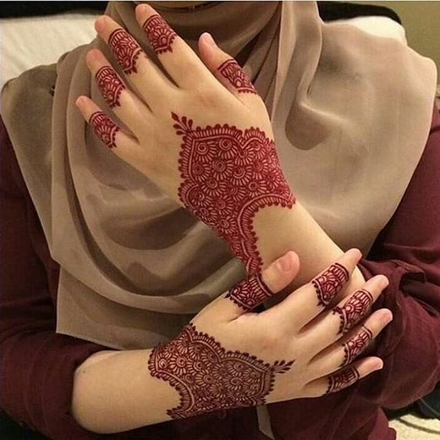 bridal mehndi designs ideas
