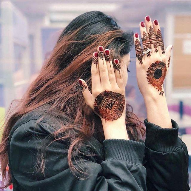 beautiful mehndi designs for women