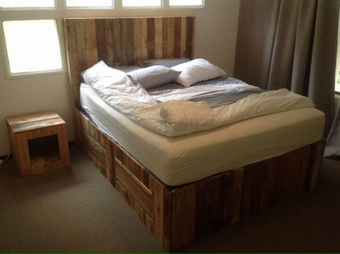Pallet bed ideas