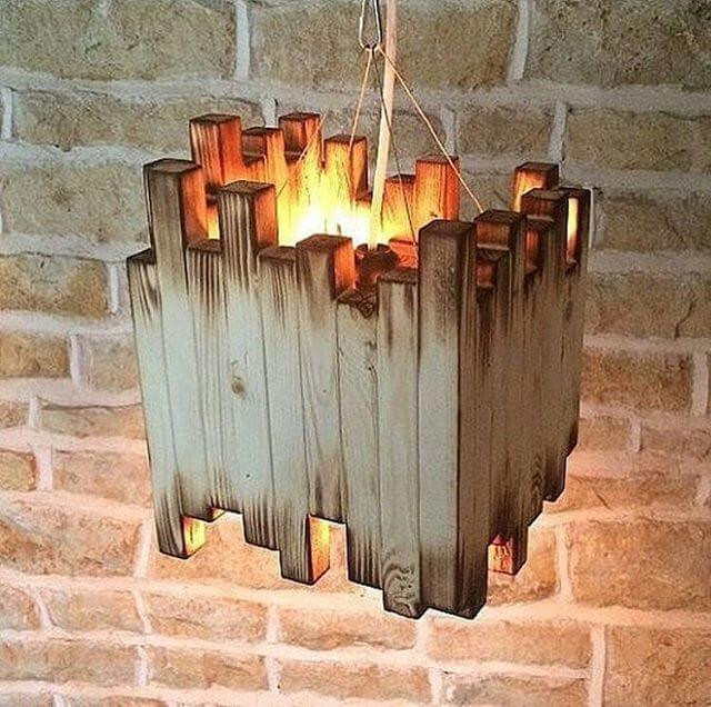 Pallet crafts ideas