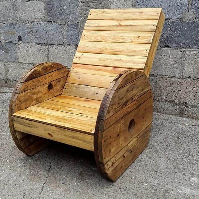 Pallet chair ideas