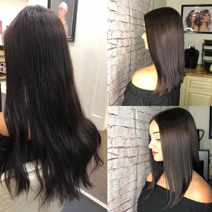 Short, Medium and Long Layered Hairstyles