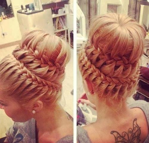 cute girls waves hairstyles wedding