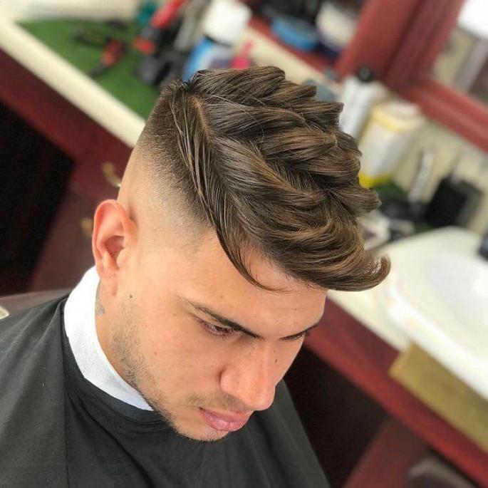 Varieties in Boys Hairstyles
