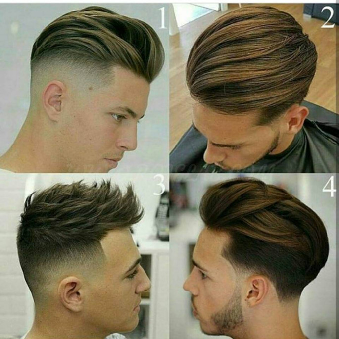 The Taper Cut Boys Hairstyle