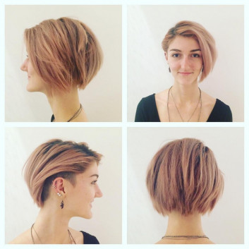 45+ Gorgeous Short Hairstyles Ideas for Women