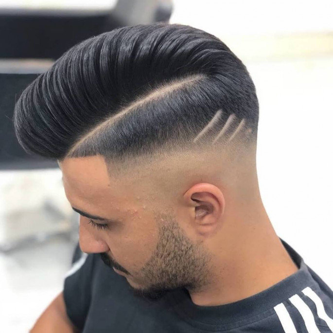 Amazing Disconnected Hairstyles