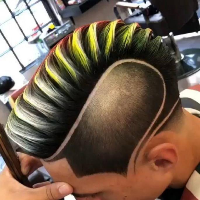 Quiff Haircut for Men's