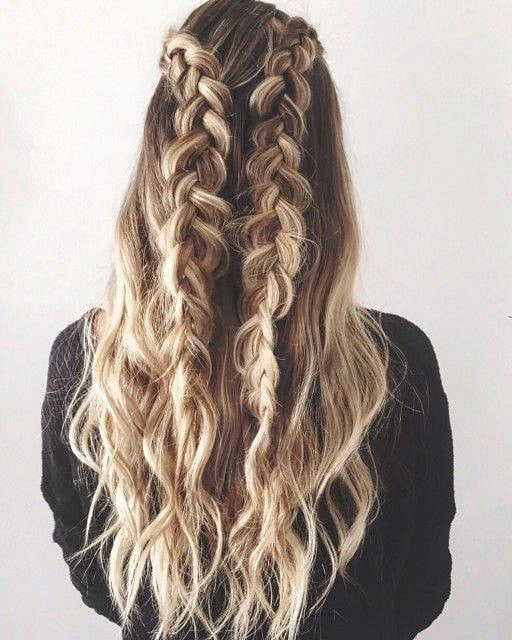 Bun with Braided Hairstyles