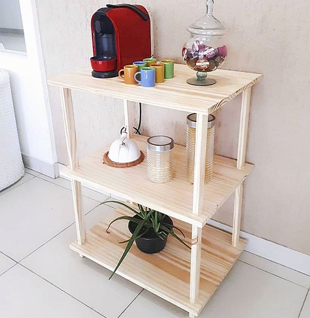 41+ Awesome DIY Pallet Table and Pallet Shelf Ideas
