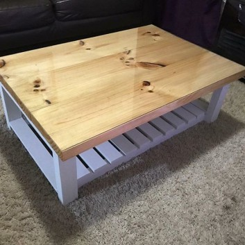 top pallet table ideas