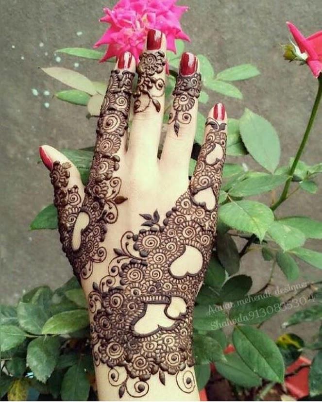 Easy eid collection Mehndi Design ideas