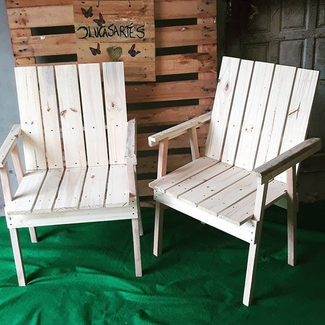 upcycled pallet chair ideas