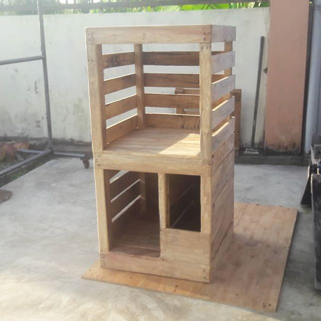 Reshaping Useless Wood To Make Best Pallet Furniture