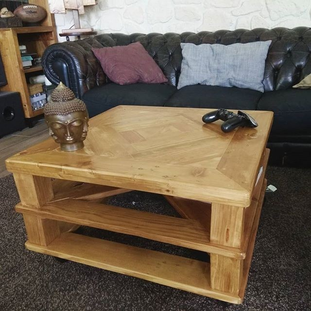 best pallet table ideas