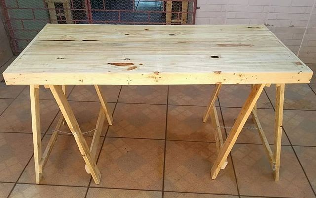diy pallet table ideas