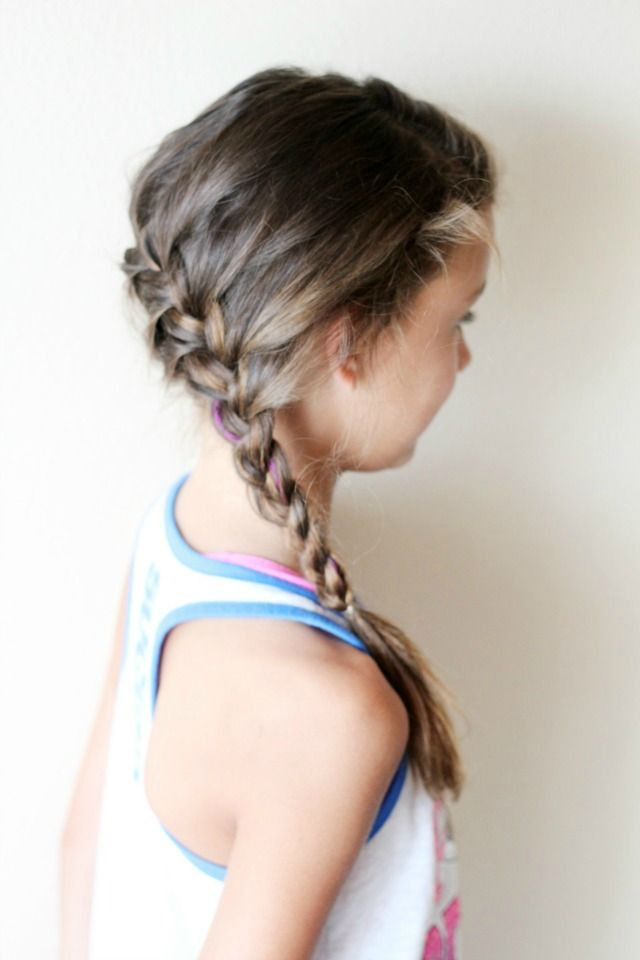 Wonderful Elsa's Hairstyles for Little Girls