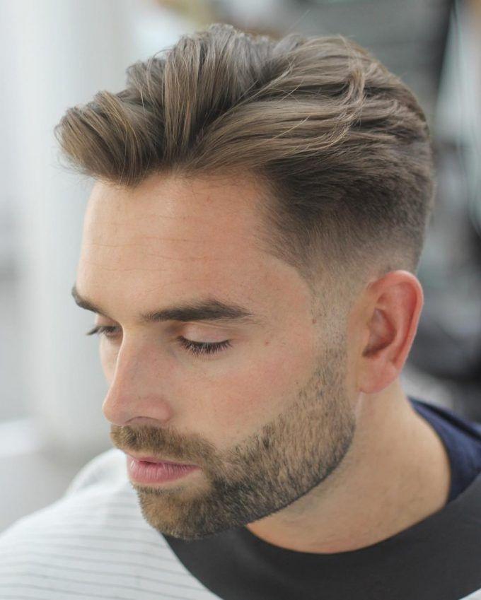 21+ Most Trending Medium Length Hairstyles for Men - Sensod