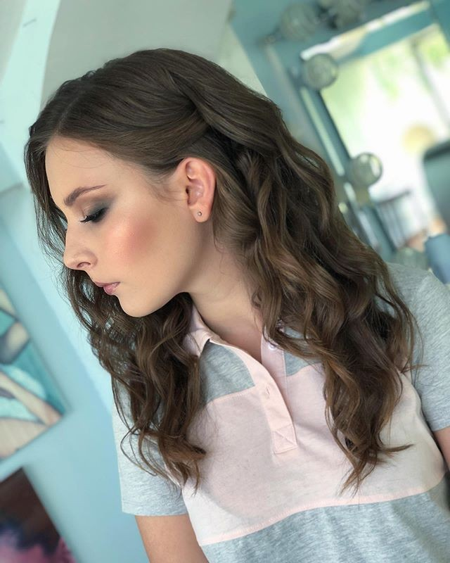 Long Curly Hairstyles For Workplace