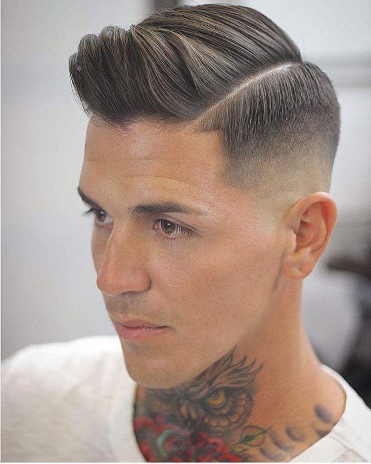 39 Attractive Hairstyle For Men 2018 Sensod