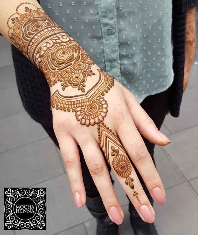 Best hands mehndi design ideas on sensod