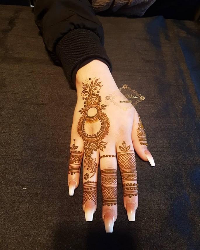arabic mehndi designs ideas