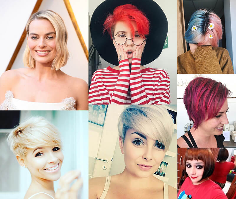 66+ Best and Cute Short Hairstyles for Women to Enhance your Personality