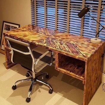 indoor pallet table ideas