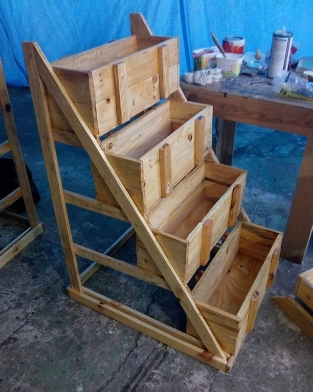 pallet basket project ideas