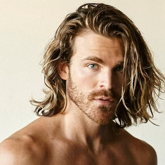 mens long hairstyles 2018