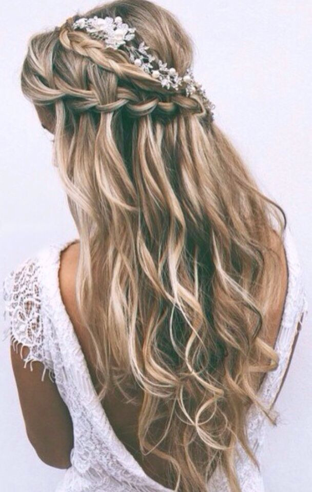 WaterfallWavy HairstylesFor Bob You Will Love