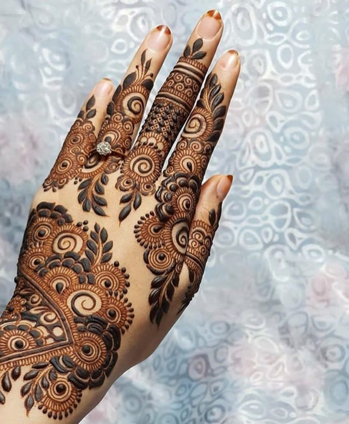 arabic mehndi designs ideas