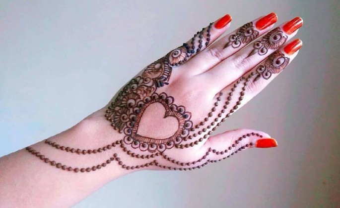 stunning mehndi designs ideas