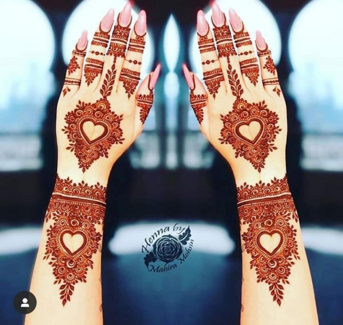indian mehndi design ideas