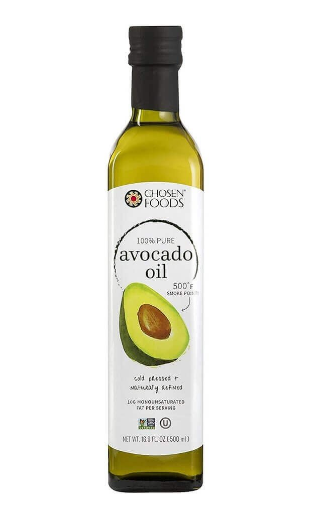 How to use avocado oil as a hot oil treatment