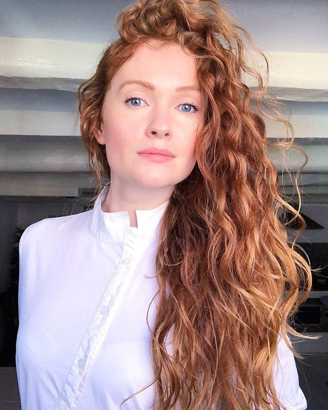 Curly Hair Square Face: 23 Trending Long Curly Hairstyles For Women
