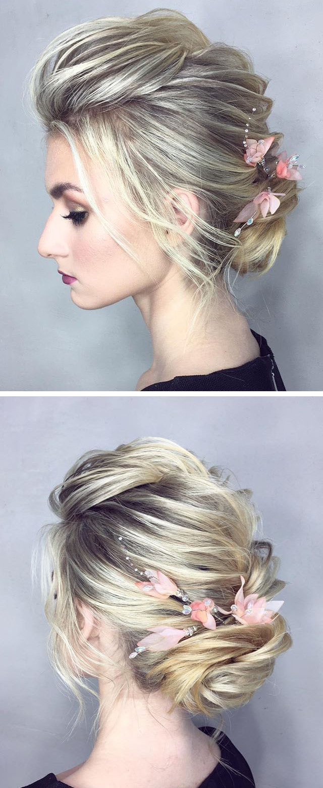 Top 44+ Prom Hairstyles ideas for women