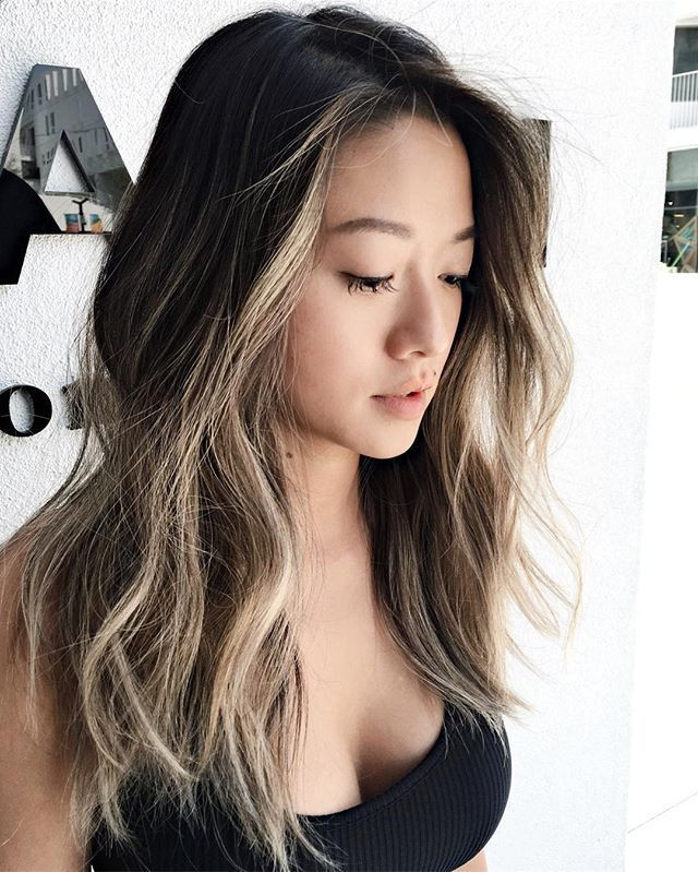 Highlight'em Up Asian Hairstyles for GirlsHighlight'em Up Asian Hairstyles for Girls