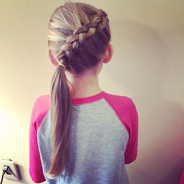 41+ Adorable Hairstyles For Little Girls