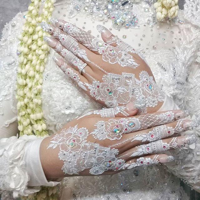 bridal hands mehndi designs