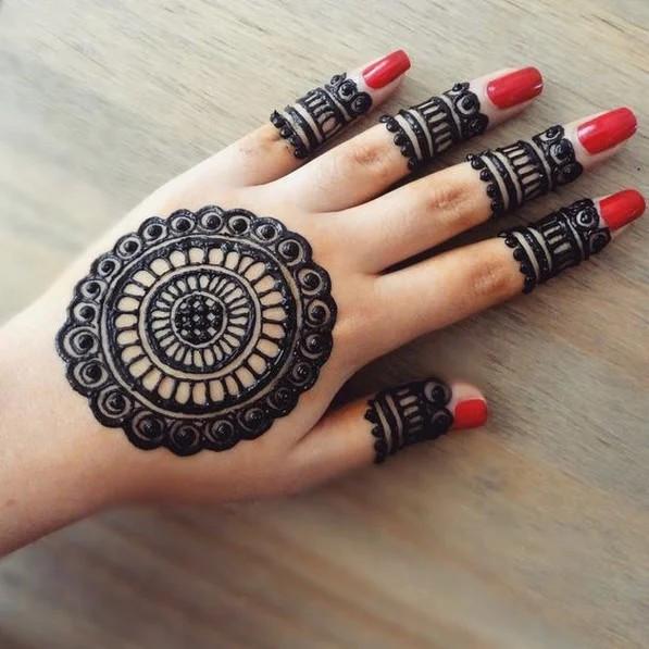 Natural Henna Designs