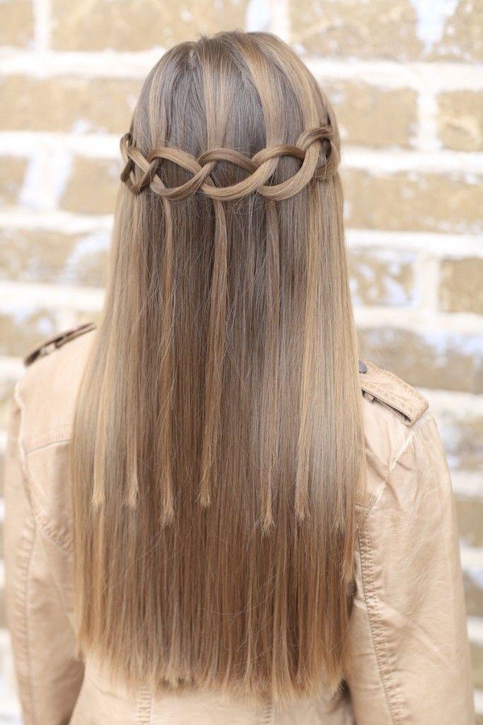 Loop BraidWavy HairstylesFor Bob You Will Love