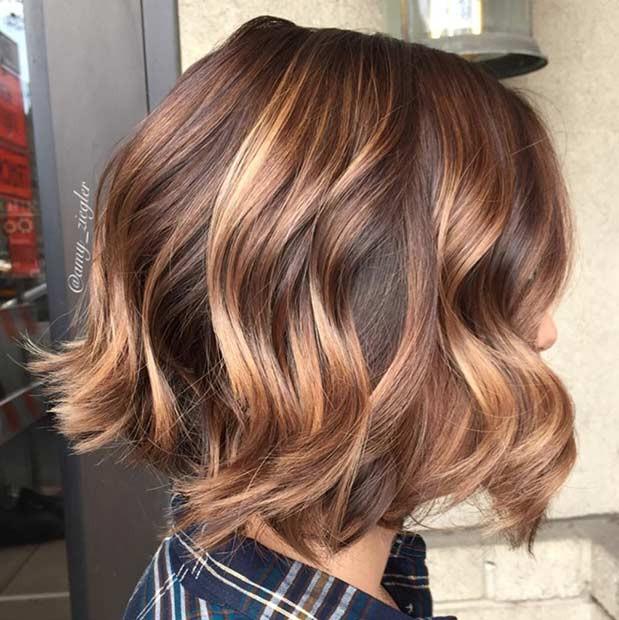 Chic Short Bob Haircuts & Hairstyles for Women