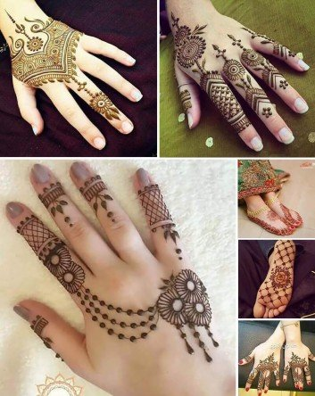 35+ Best Mehandi Designs Ideas On Sensod