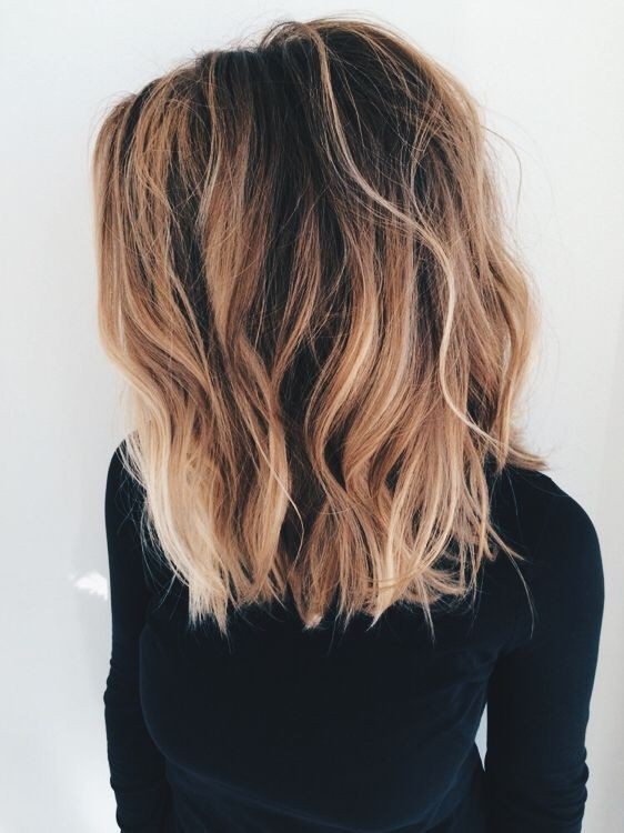 Classic Ombre Long Hairstyles For Women